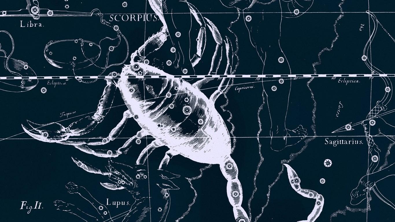 Астрология скорпионы окружают стрельца